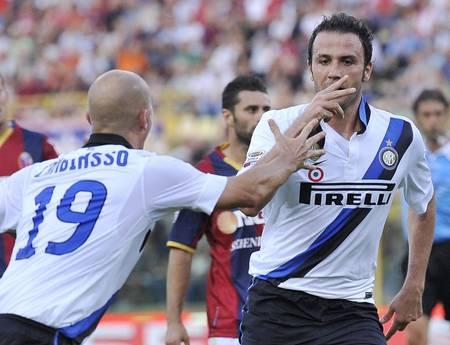 Bologna-Inter 1-3, Ranieri ok -