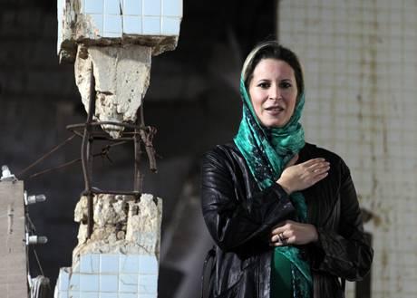 Aisha Gheddafi -