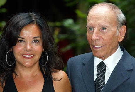 E' morto Mirigliani, patron di Miss Italia, nella foto con la figlia Patrizia -
