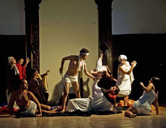 13 allievi delle Belle Arti di Napoli hanno dato vita a 23 opere di Caravaggio -