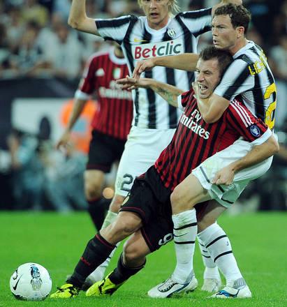 Juventus-Milan 2-0 -