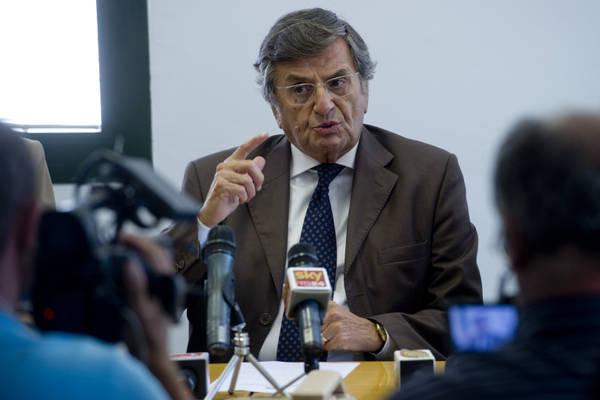 Giovandomenico Lepore, procuratore della Repubblica di Napoli -