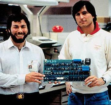 Jobs, dal garage di casa alle stelle -