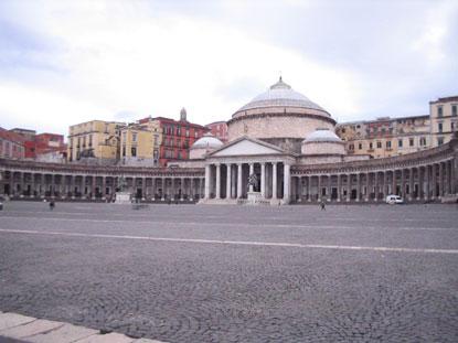 Piazza del Plebiscito - Napoli -