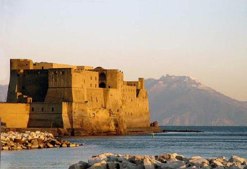 Castel dell'Ovo - Napoli -