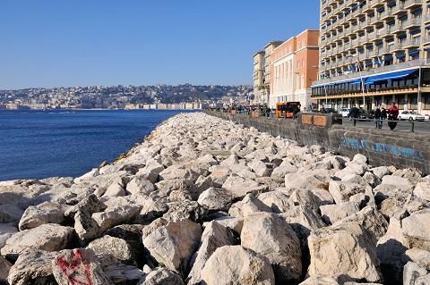 Via Partenope - Napoli -