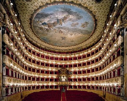 Teatro San Carlo - Napoli -