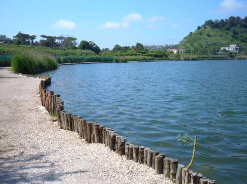 Lago d'Averno - Pozzuoli - Napoli -