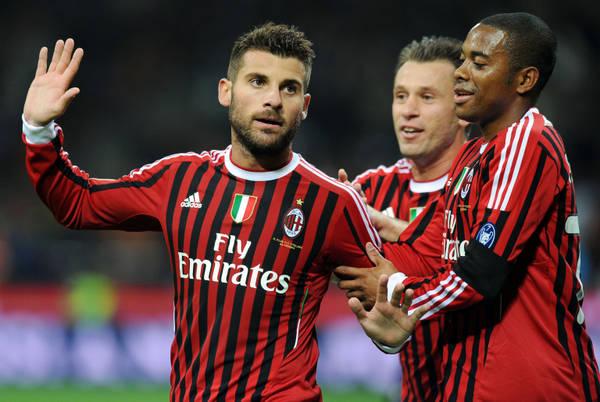 Milan-Palermo 3-0 -