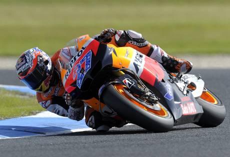 MotoGP, Stoner campione. Titolo con due gare di anticipo