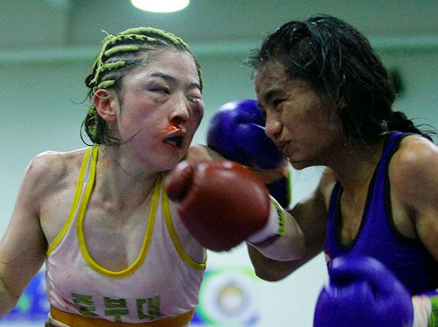 La sud coreana Kim Ju-hee ha vinto il titolo mondiale di campione di Boxe -