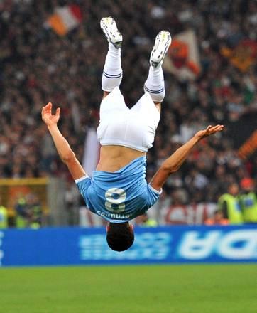 Lazio-Roma 2-1 -