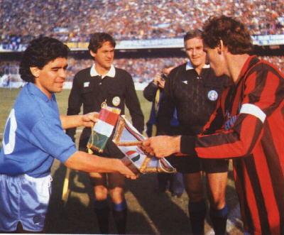Maradona - Baresi