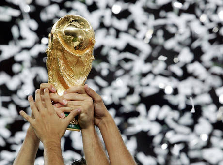 2006 - l'Italia vince a Berlino i Mondiali di calcio