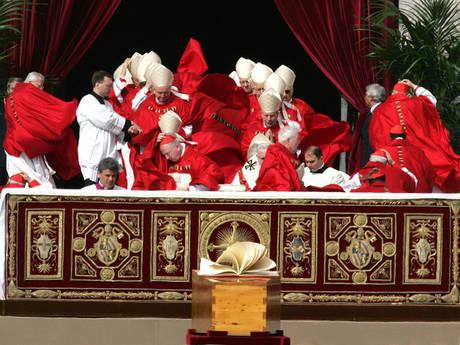 2005 - I funerali di Giovanni Paolo II -