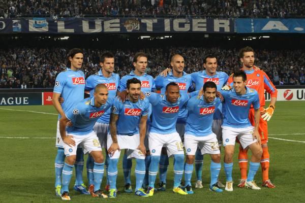 Champions Napoli-Bayern Monaco 1-1