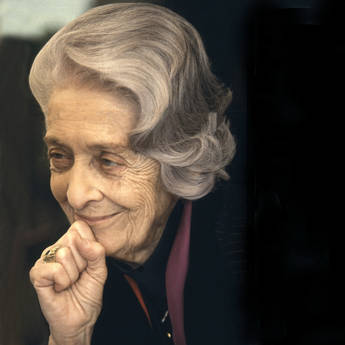 Le testimonial dei decenni passati - Rita Levi Montalcini - Anni Ottanta