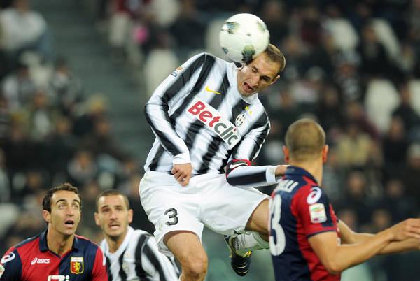 Juventus-Genoa 2-2 -
