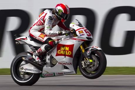 Muore Simoncelli, tragedia al MotoGP -