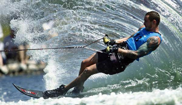 Jason McClintock in gara ai Giochi Panamericani