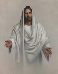 Gesù in bianco