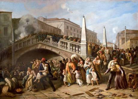 I volti e i luoghi del 1848-49 a Venezia e nel Veneto', per i 150 anni dell'Unita' d'Italia