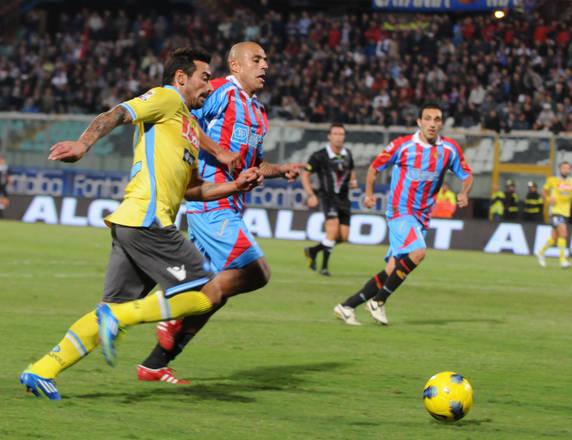 Catania-Napoli 2-1