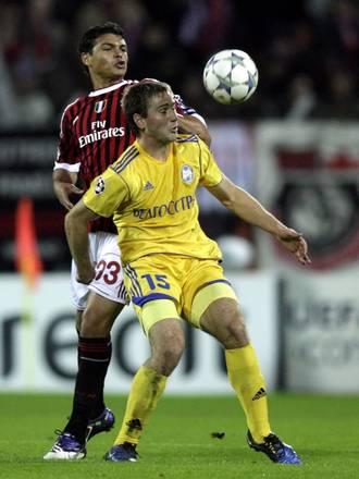 Bate Borisov-Milan 1-1