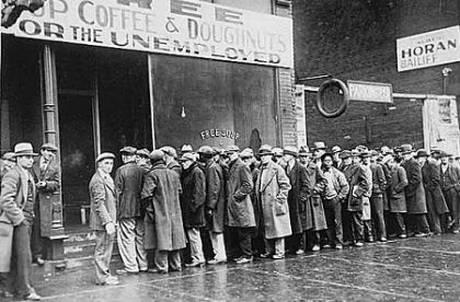 Quando un paese va in crisi, dalla Grecia alla Grande Depressione