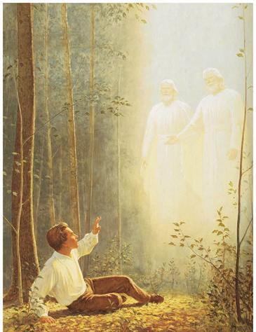 Joseph Smith fondatore dei Mormoni