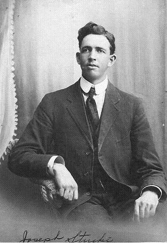 Joseph Smith fondatore dei Mormoni - Giovane Joseph Stucki