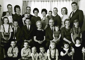 Joseph Smith fondatore dei Mormoni - J. Wendell e Lasca Stucki Famiglia