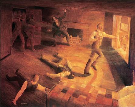 Joseph Smith fondatore dei Mormoni - Martyrdom