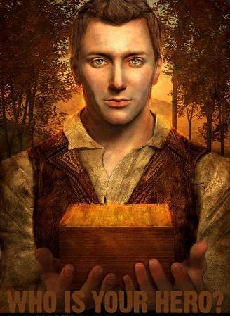 Joseph Smith fondatore dei Mormoni - Poster