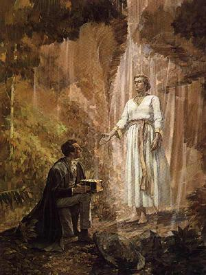 Joseph Smith fondatore dei Mormoni - And angel moroni