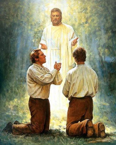 Parsons Aronne priesthood
