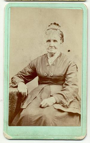 Sarah Pratt, Pratt Moroni sua Madre