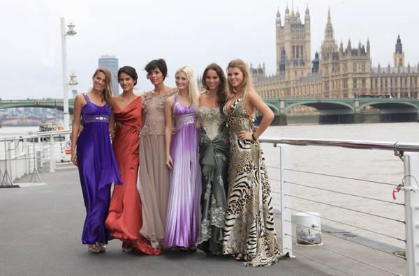 Finaliste di Miss Mondo 2011