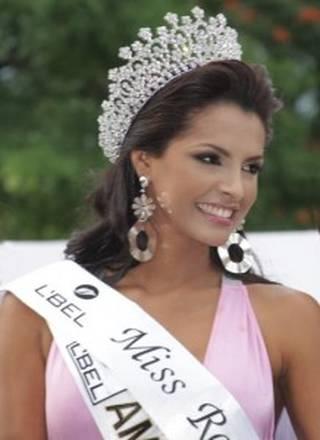 Miss Venezuela sul tetto del mondo 2011 Ivian Sarcos, 22 anni