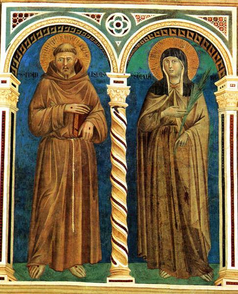 San Francesco e Chiara