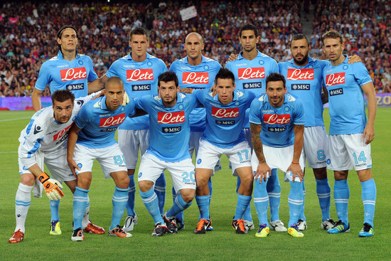 Napoli 2011-2012