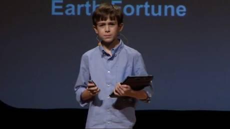 Ecco il 'piccolo Jobs' Thomas Suarez,12 anni, crea app