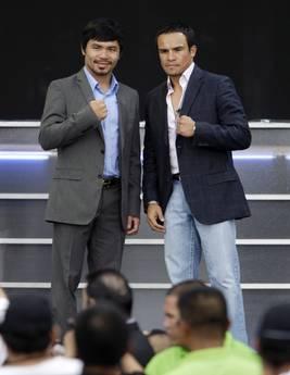 Boxe: Pacquiao-Marquez match dell'anno