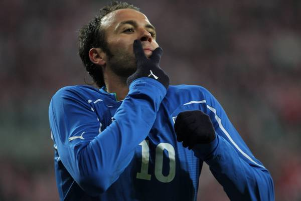 Italia batte Polonia 2-0