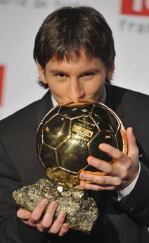 Messi, Platini e gli altri Palloni d'oro