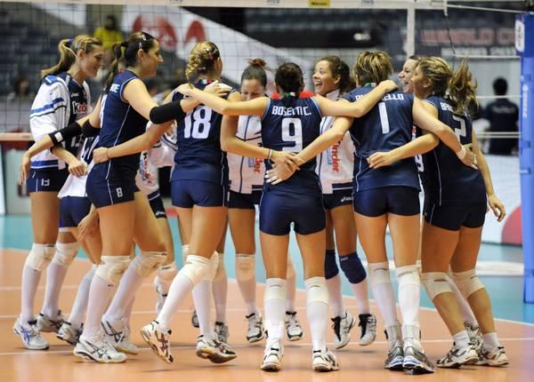 Tokyo, Coppa del Mondo volley all'Italia: 10 vittorie su 11