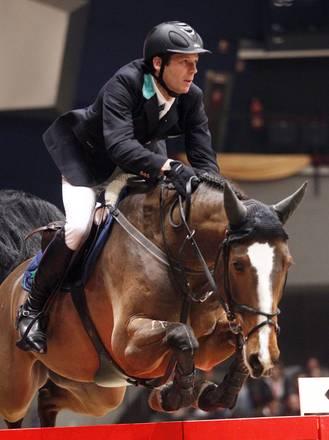 Lo svizzero Beat Maendli su Louis vince Grand Prize Vienna