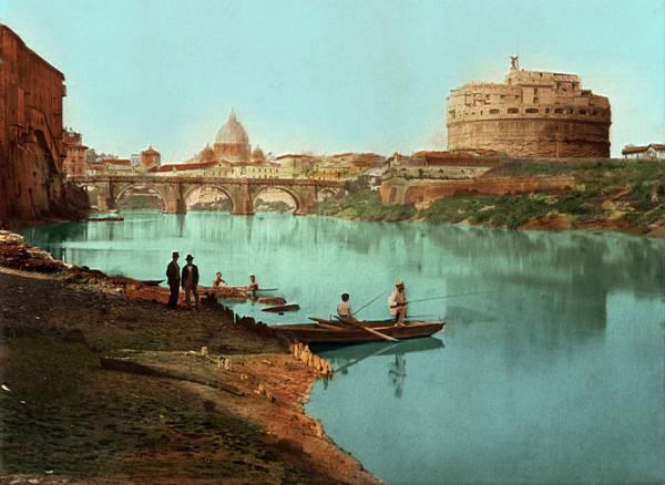 Foto a colori l'Italia dal 1861 al 1935