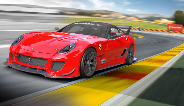 Ferrari la 599XX