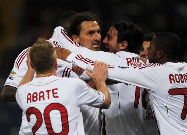 Genoa-Milan 0-2